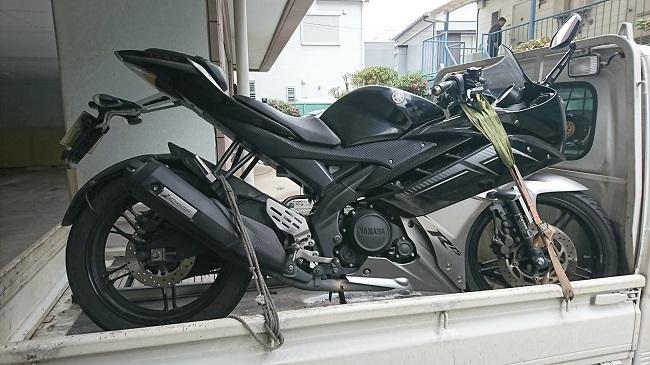 藤沢市バイク買取、YZF-R1