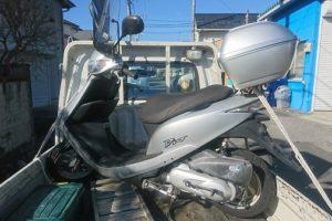 小田原市バイク買取、ディオAF62