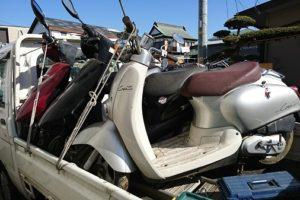 平塚市バイク処分、クレアスクーピー